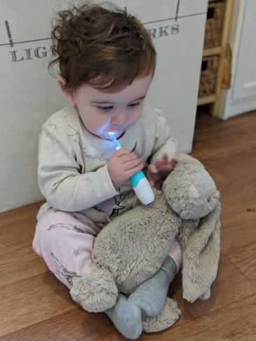 Teeth Clean and bunny 1